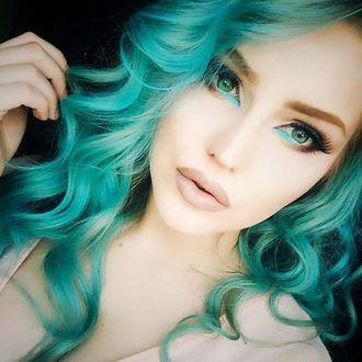 Haar Farbstoff MANIC PANIC - Classic - Mermaid, MANIC PANIC