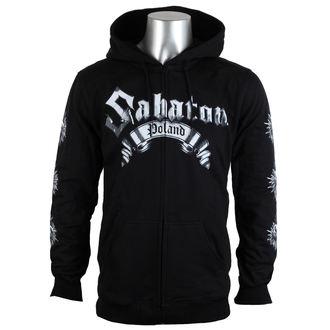Herren Hoodie Sabaton - Poland - Carton, CARTON, Sabaton