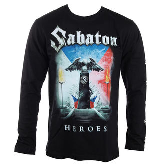 Herren Longsleeve Sabaton - Heroes Czech republic - Carton, CARTON, Sabaton