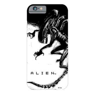 Handyhülle Alien - iPhone 6 Plus Xenomorph Black & White Comic, NNM, Alien: Das unheimliche Wesen aus einer fremden Welt