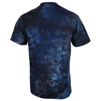 Herren T-Shirt  Lynyrd Skynyrd - True Red, White & Blue Tie-Dye - LIQUID BLUE, LIQUID BLUE, Lynyrd Skynyrd