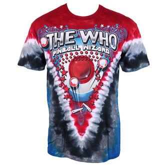 Herren T-Shirt The Who - Bally Table King Tie-Dye - LIQUID BLUE, LIQUID BLUE, Who