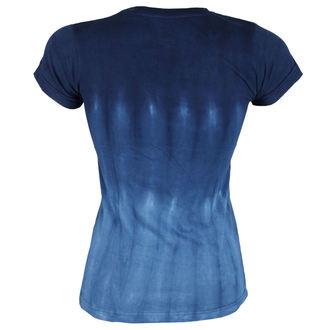 Damen T-Shirt Lynyrd Skynyrd - Skynyrd Stars Tie-Dye Juniors - LIQUID BLUE, LIQUID BLUE, Lynyrd Skynyrd