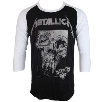 3/4 Arm Shirt Metallica - Damage Detail Inversed - ATMOSPHERE - RTMTLBBBWDAM