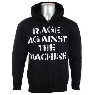 Herren Hoodie Rage Against The Machine - Large Fist Black - ATMOSPHERE, NNM, Rage against the machine