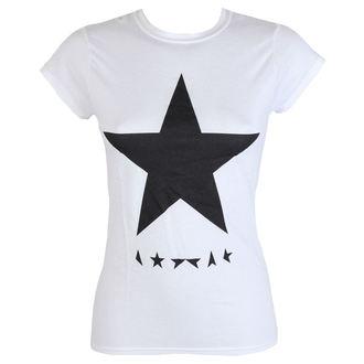 Damen T-Shirt David Bowie - Blackstar - ROCK OFF, ROCK OFF, David Bowie