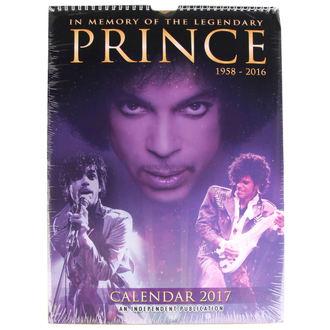 Wandkalender 2017 - Prince, NNM