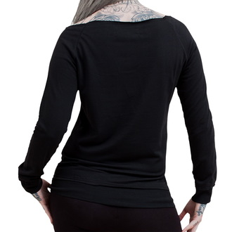 Damen Sweatshirt HYRAW - Sweat Leger - Tod, HYRAW