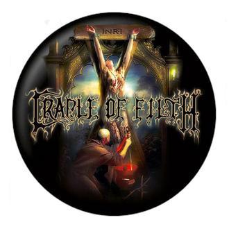 Anstecker Cradle of Filth - Hexen - NUCLEAR BLAST, NUCLEAR BLAST, Cradle of Filth