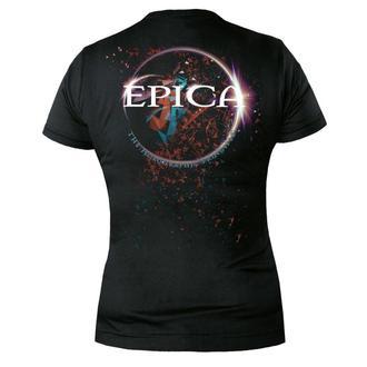 Damen T-Shirt Epica - The holographic principle - NUCLEAR BLAST, NUCLEAR BLAST, Epica