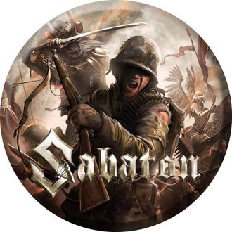 Anstecker Sabaton - The last stand - NUCLEAR BLAST, NUCLEAR BLAST, Sabaton