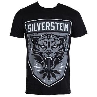 Herren T-Shirt Silverstein - Tiger - PLASTIC HEAD, PLASTIC HEAD, Silverstein