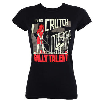 Damen T-Shirt Billy Talent - The Crutch - PLASTIC HEAD, PLASTIC HEAD, Billy Talent