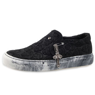 Unisex Sneakers - GOTH - STEELGROUND, STEELGROUND