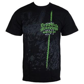 Herren T-Shirt Dropkick - Murphys Crowd - PLASTIC HEAD, PLASTIC HEAD, Dropkick Murphys