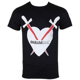 Herren T-Shirt Paramore - Daggers - PLASTIC HEAD, PLASTIC HEAD, Paramore