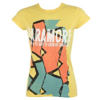Damen T-Shirt Paramore - Sometimes Pattern - PLASTIC HEAD, PLASTIC HEAD, Paramore