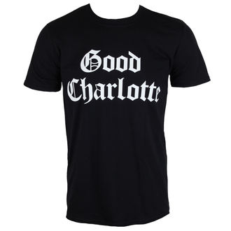 Herren T-Shirt Good Charlotte White Puff Logo PLASTIC HEAD PH9800, PLASTIC HEAD, Good Charlotte