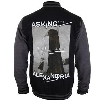 Herren Sweatjacke Asking Alexandria The Black Original Art PLASTIC HEAD PH9857BBSJ, PLASTIC HEAD, Asking Alexandria