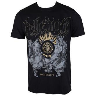 Herren T-Shirt Behemoth Messe Noire PLASTIC HEAD PH9965, PLASTIC HEAD, Behemoth