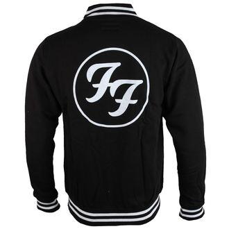 Herren Sweatjacke Foo Fighters Initials PLASTIC HEAD RTFFI088, PLASTIC HEAD, Foo Fighters