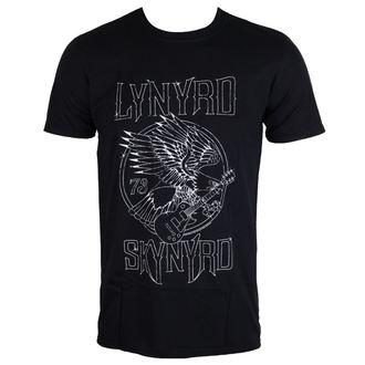 Herren T-Shirt Metal Lynyrd Skynyrd - Eagle Guitar 73 - PLASTIC HEAD, PLASTIC HEAD, Lynyrd Skynyrd