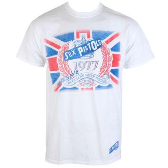 Herren Metal T-Shirt Sex Pistols Silver Jubilee PLASTIC HEAD RTSXP0716, PLASTIC HEAD, Sex Pistols