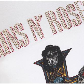 Metal T-Shirt Guns N' Roses - CLASSIC DIAMANTE - AMPLIFIED, AMPLIFIED, Guns N' Roses