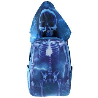 Rucksack BANNED - Blue Skeleton, BANNED