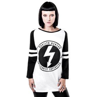 Unisex T-Shirt Marilyn Manson Wormboy KILLSTAR K-TOP-F-2217, KILLSTAR, Marilyn Manson