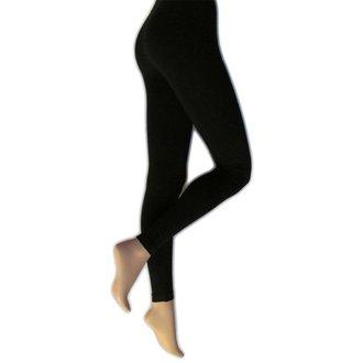 Damen Hose (Leggings) LEGWEAR - everyday - schwarz, LEGWEAR