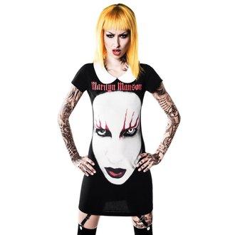 Damen Kleid KILLSTAR x MARILYN MANSON - Spell Master Suspender, KILLSTAR, Marilyn Manson