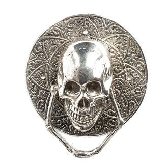 Dekoration (Klopfer) QUEEN OF DARKNESS - Silver Door, QUEEN OF DARKNESS