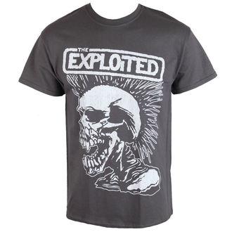 Herren Metal T-Shirt  Exploited - VINTAGE SKULL - RAZAMATAZ, RAZAMATAZ, Exploited