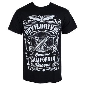 Herren Metal T-Shirt Devildriver - CALIFORNIA GROOVE - RAZAMATAZ, RAZAMATAZ, Devildriver