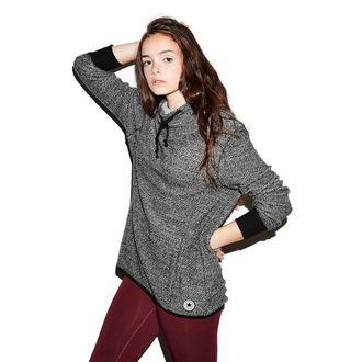 Damen Sweatshirt (ohne Kapuze) - TEXTURED COWL - CONVERSE, CONVERSE