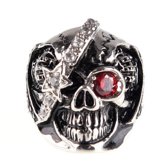 Ring ETNOX - Machine Skull 2, ETNOX