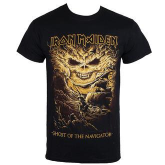 Herren Metal T-Shirt Iron Maiden - Ghost of the Navigator - ROCK OFF, ROCK OFF, Iron Maiden