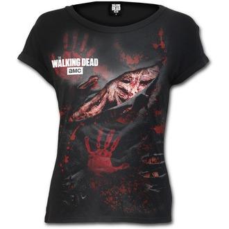 Damen T-Shirt - LOGO - SPIRAL, SPIRAL, The Walking Dead