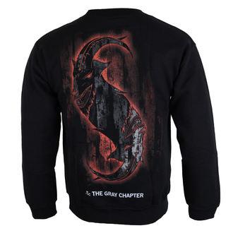 Herren Sweatshirt Slipknot - The Grey Chapter Star - ROCK OFF, ROCK OFF, Slipknot
