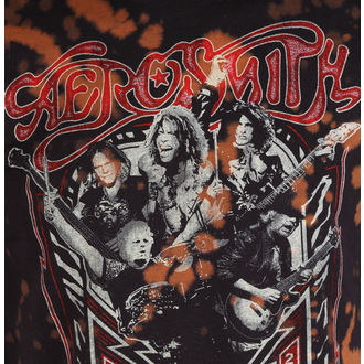 Herren T-Shirt Metal Aerosmith - Tour 2014 - BAILEY, BAILEY, Aerosmith