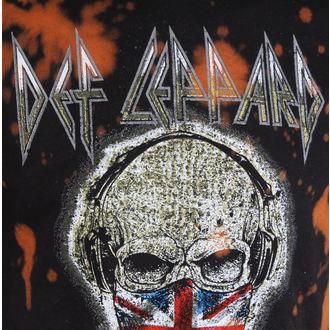 Herren T-Shirt Metal Def Leppard - Sheffielf - BAILEY, BAILEY, Def Leppard