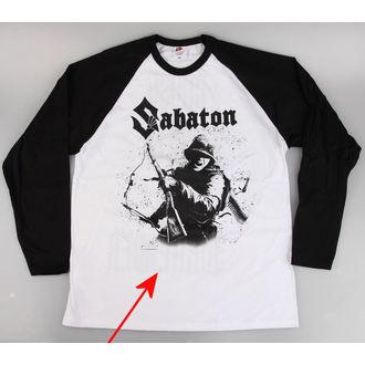 Herren T-Shirt Sabaton - Chose To Surrender - NUCLEAR BLAST, NUCLEAR BLAST, Sabaton
