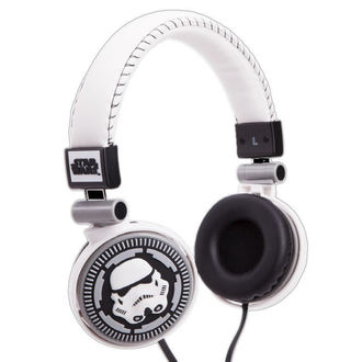 Kopfhörer Star Wars - Storm Trooper - WHT, NNM, Star Wars