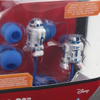 Kopfhörer Star Wars - R2-D2 - Wht / Blau, NNM, Star Wars