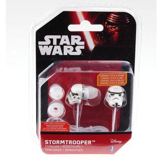 Kopfhörer Star Wars - Stormtrooper - Wht, NNM, Star Wars