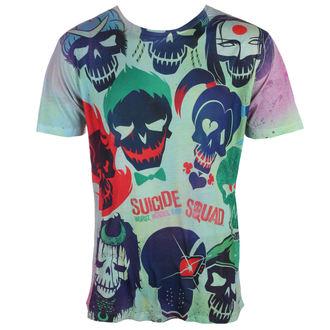 Herren T-Shirt Film Suicide Squad - Poster - LIVE NATION, LIVE NATION, Suicide Squad