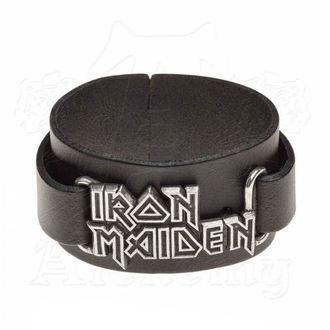 Armband Iron Maiden - ALCHEMY GOTHIC - Logo, ALCHEMY GOTHIC, Iron Maiden