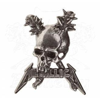 Reißzwecke Metallica - ALCHEMY GOTHIC - Damage, ALCHEMY GOTHIC, Metallica