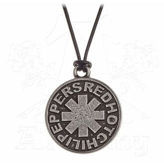 Anhänger an Schnürchen Red Hot Chili Peppers - ALCHEMY GOTHIC - Sternchen Runden, ALCHEMY GOTHIC, Red Hot Chili Peppers